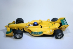 149 A1GP Australia 2006 K Reindler Scalextric C2743 2006 Boxed