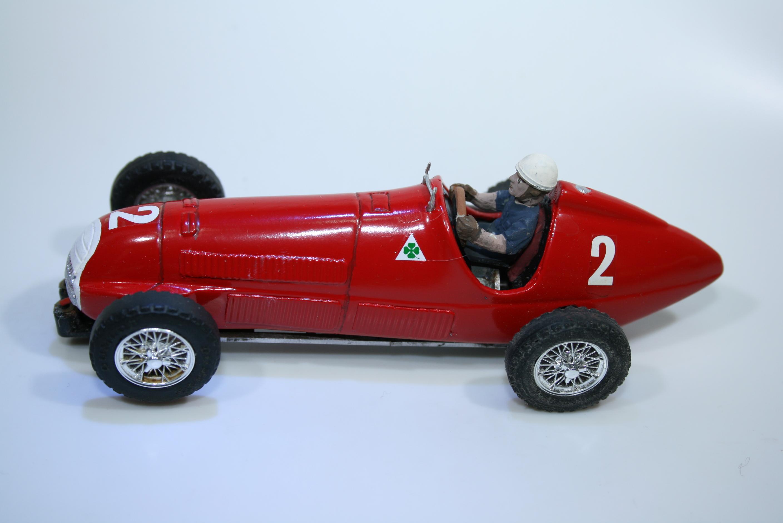1301 Alfa Romeo 158 1951 J M Fangio Derek Cooper Boxed