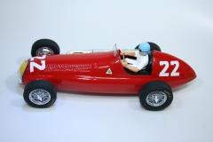 1292 Alfa Romeo 158 1951 J M Fangio Cartrix 0040 2019 Boxed