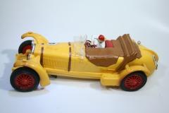 1332 Alfa Romeo 8C 2300 1931-32 J M Fangio Scalextric C65 FRA 1962-68 Boxed