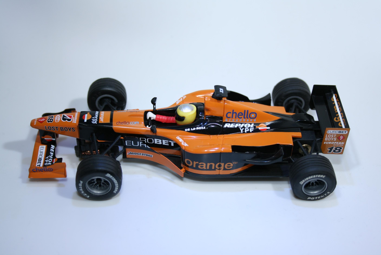 181 Arrows A21 2000 P De La Rosa SCX 60440 2000 Boxed
