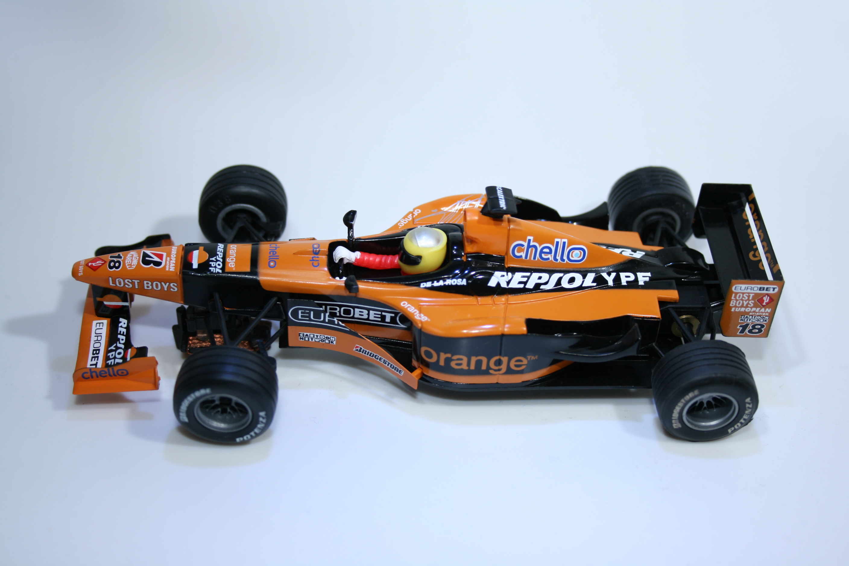 471 Arrows A21 2000 P De La Rosa SCX 60440 2000 Boxed