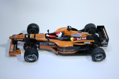 180 Arrows A22 2001 J Verstappen SCX 60690 2001 Boxed
