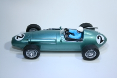 615 Aston Martin DBR4 1959 R Salvadori Cartrix CTX0925 2010 Boxed
