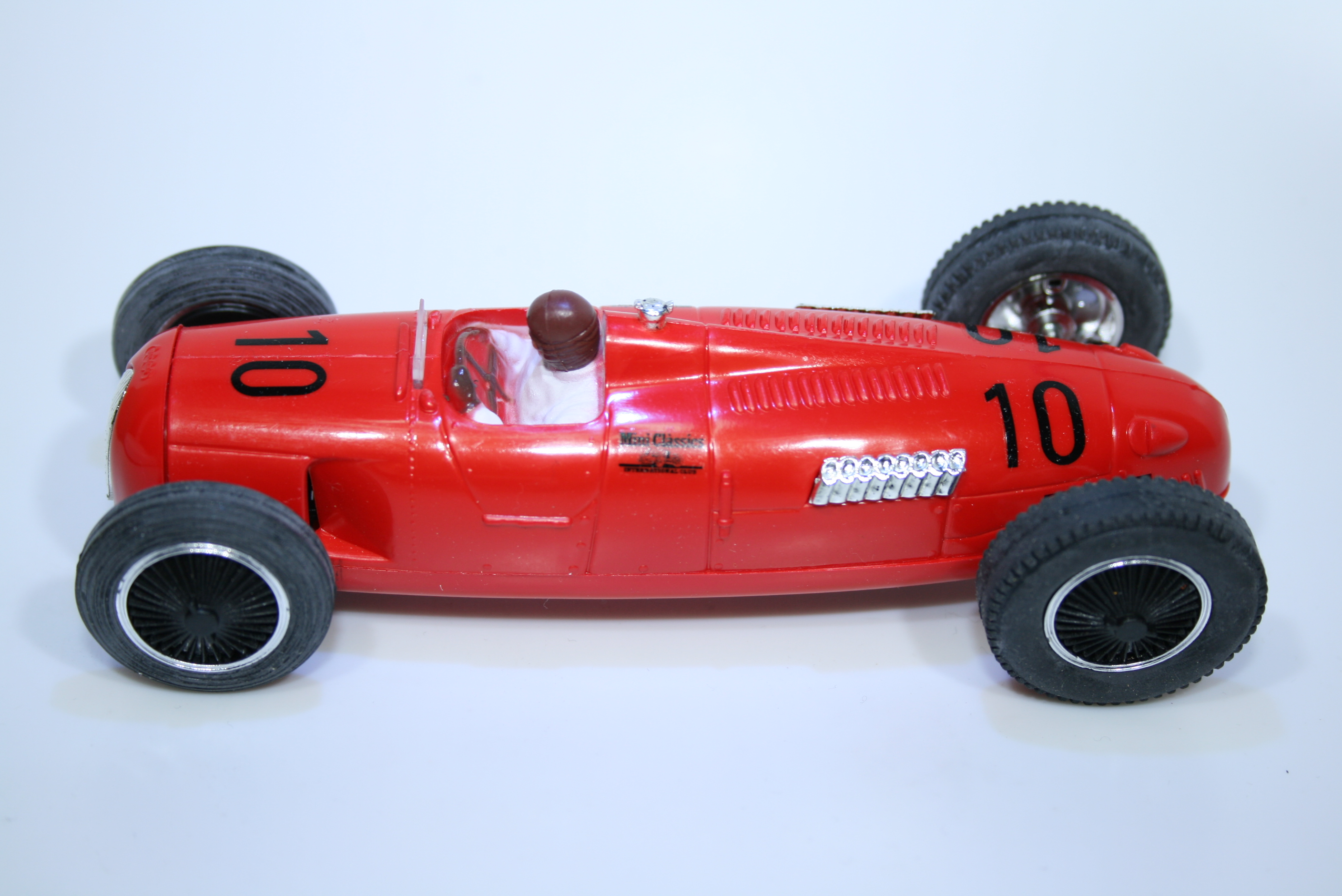 1000 Auto Union Type C 1936 B Rosemeyer Pink Kar MC002 1999 Boxed