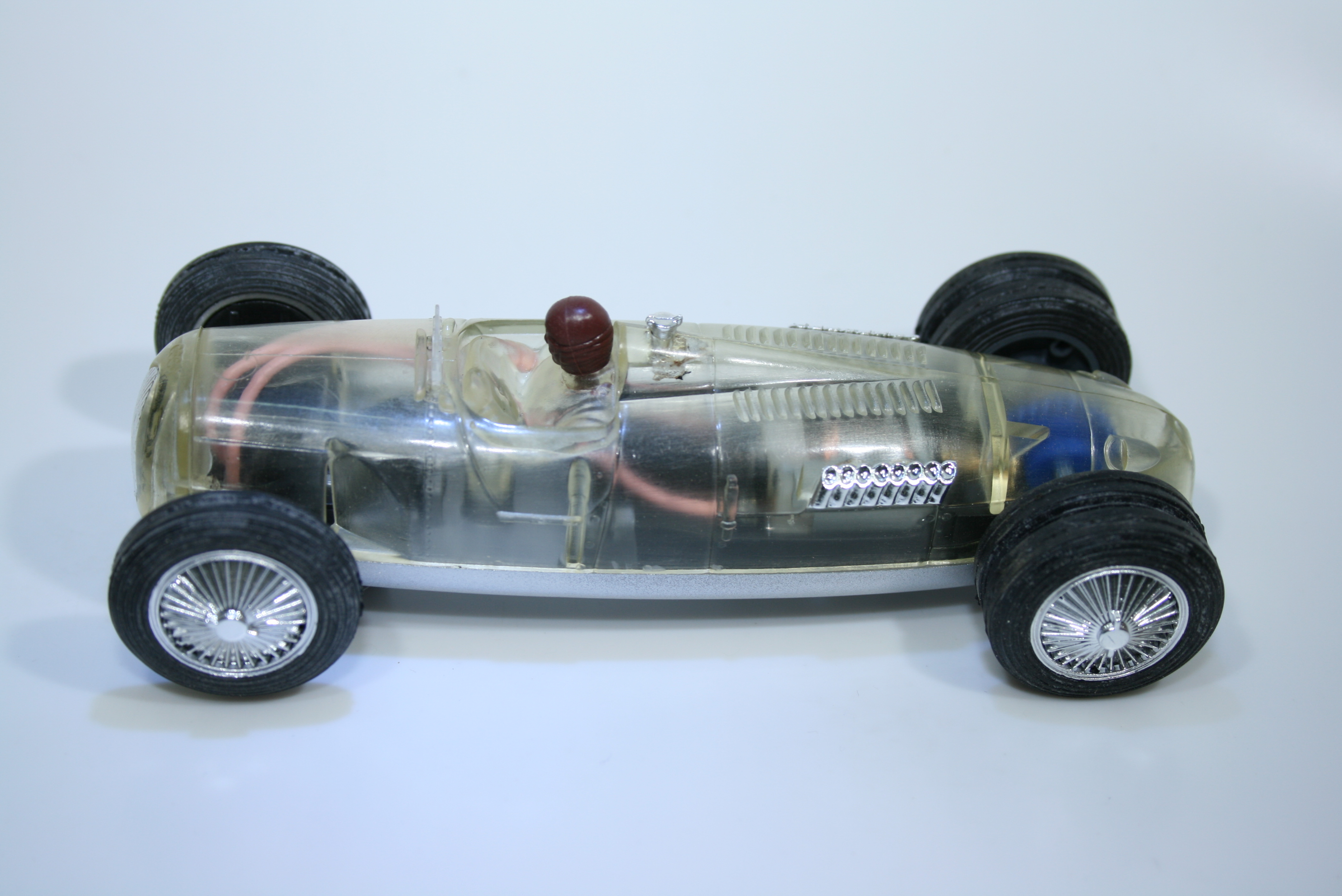 1055 Auto Union Type C 1936 E Von Delius Pink Kar  CV012 2003 Boxed Pre Production