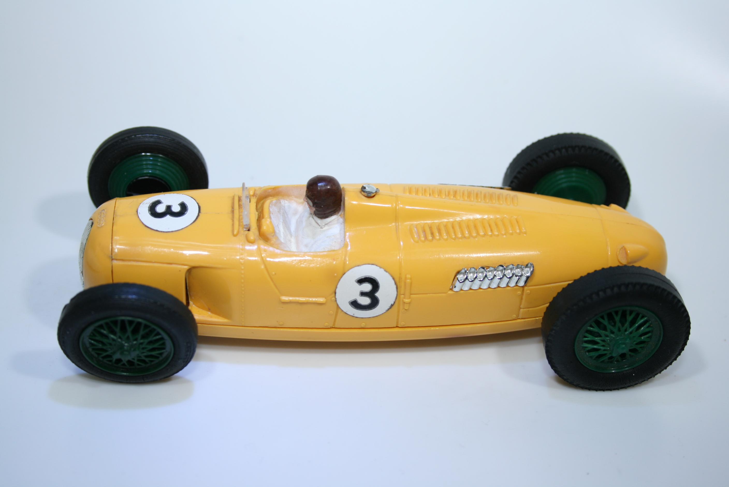 1135 Auto Union Type C 1936 B Rosemeyer Scalextric C71 1963-65 Boxed