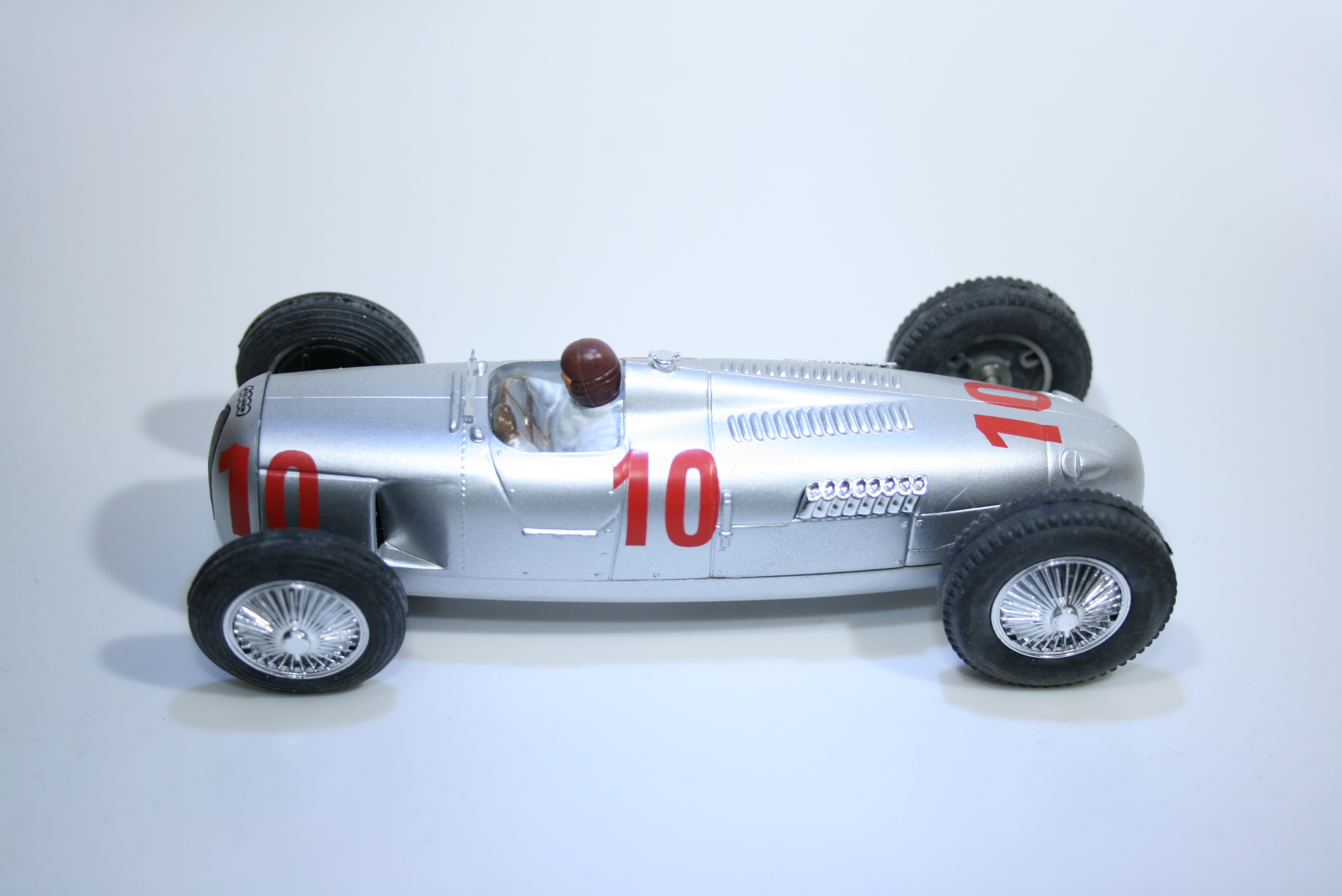 276 Auto Union Type C 1936 B Rosemeyer Pink Kar CV033 2003 Boxed