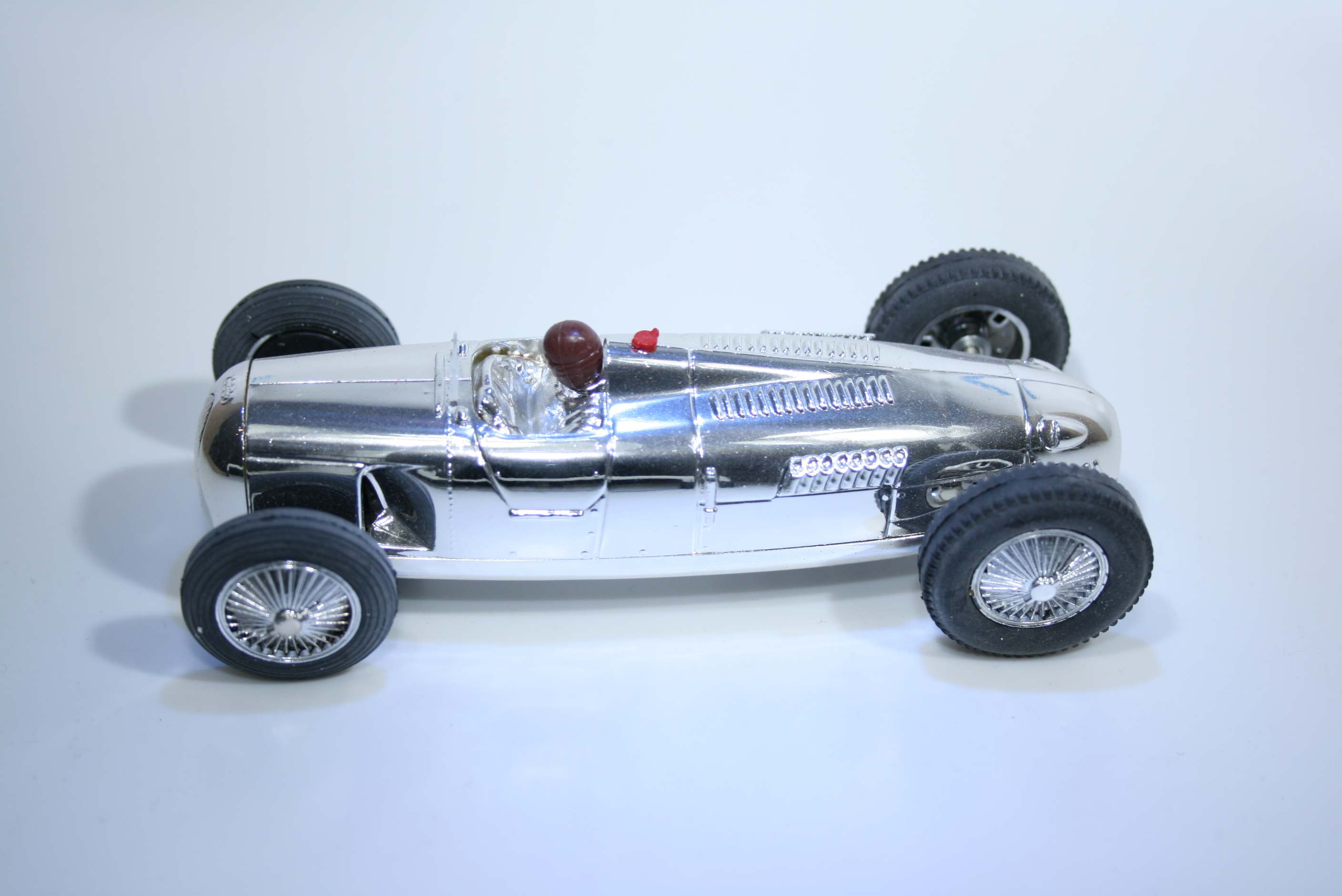 280 Auto Union Type C 1936 B Rosemeyer Pink Kar CV018 Boxed