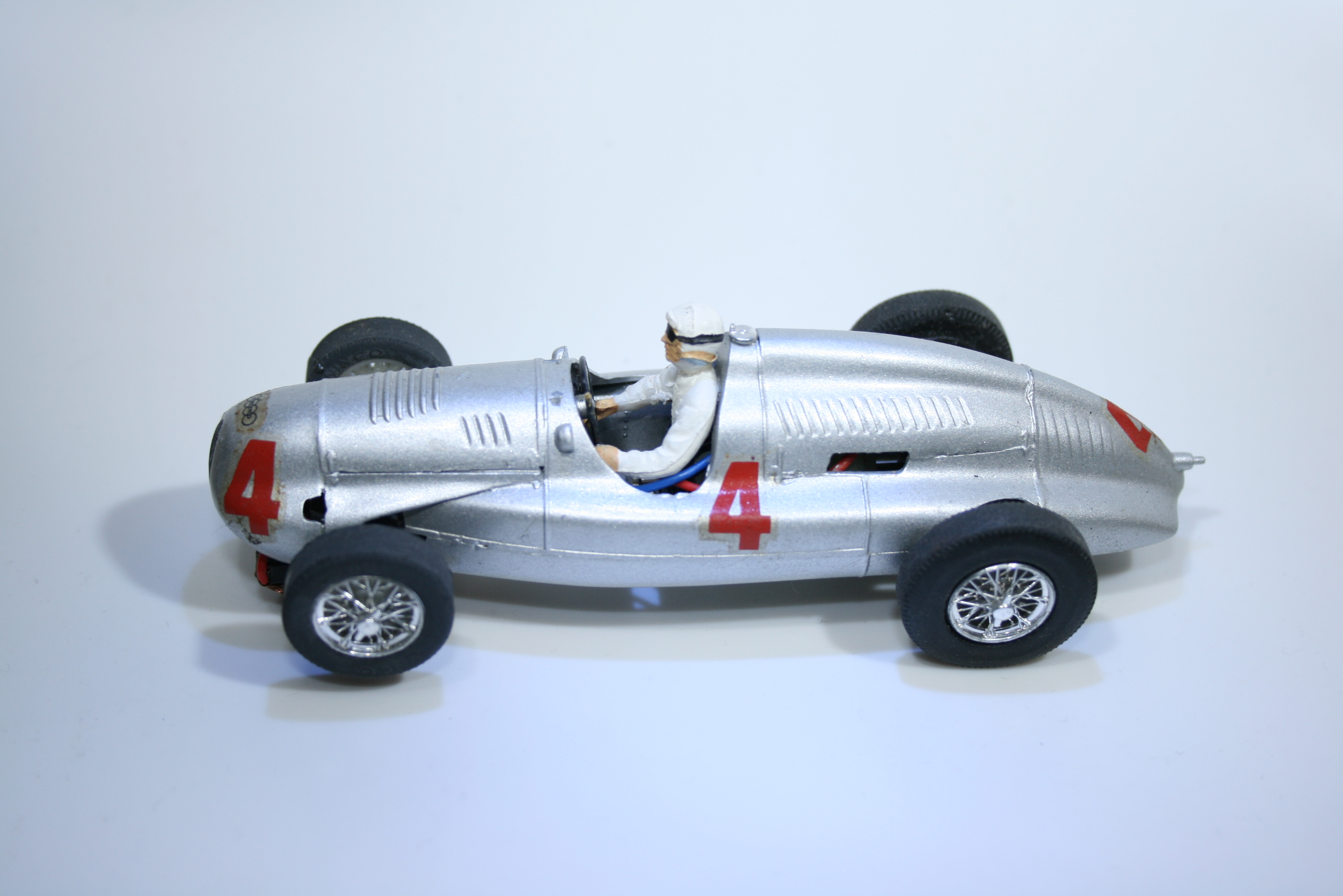 649 Auto Union Type D 1939 Scratch Built