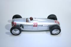 275 Auto Union Type C 1936 E Von Delius Pink Kar CV012 2003 Boxed
