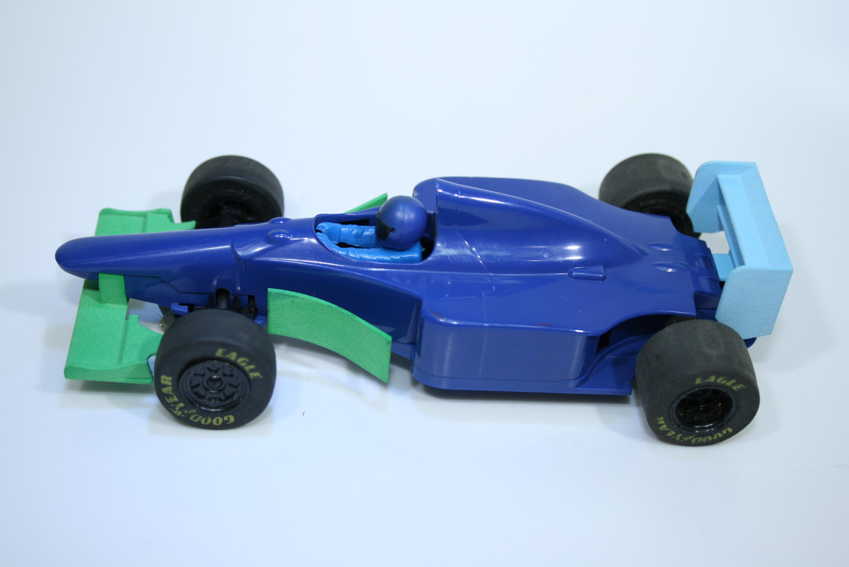 1387 Benetton B195 1995 M Schumacher Scalextric C532 1995 Pre Production