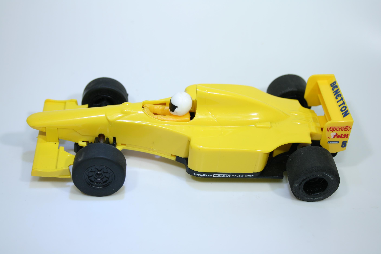 1400 Benetton B193 1993 M Schumacher Scalextric C142 1994 Pre Production