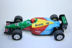 156 Benetton B189 1989 A Nanini Scalextric C462 1990-93