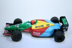 157 Benetton B189 1989 A Nanini Scalextric C461 1990-93