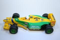 158 Benetton B193 1993 M Schumacher Scalextric C142 1994