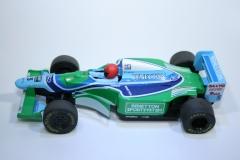 161 Benetton B194 1994 M Schumacher Scalextric C546 1995-96
