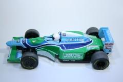 162 Benetton B194 1994 J Verstappen Scalextric C237 1995-96 Boxed