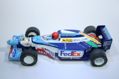 165 Benetton B197 1997 J Alesi Scalextric C2114 1998 Boxed
