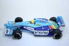 167 Benetton B199 1999 G Fisichella Scalextric C2277WA 1999