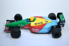 967 Benetton B189 1989 A Nanini Scalextric C461 1990-93