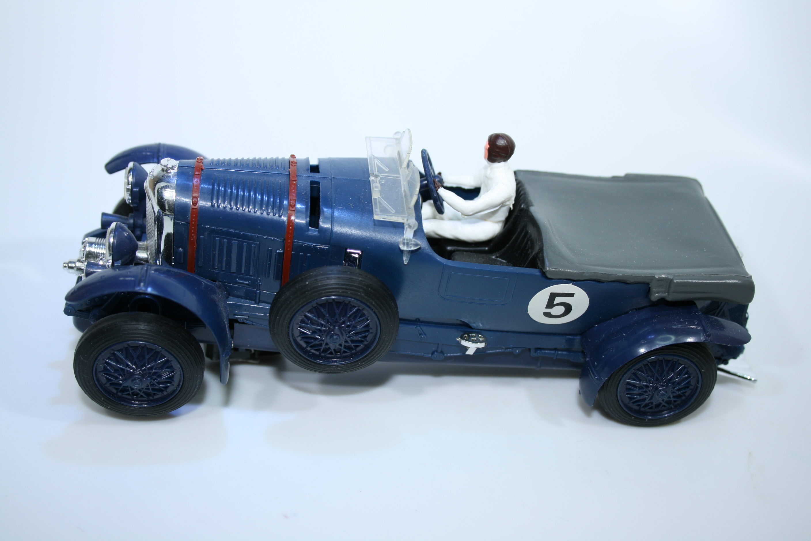 1264 Bentley 4.5L Supercharged 1927-31 T Birkin Scalextric H242 1992 Boxed