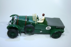 1285 Bentley 4.5L Supercharged 1927-31 T Birking Scalextric C305 1993-95 Boxed