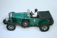 1497 Bentley 4.5L Supercharged 1927-31 T Birkin Scratch Build