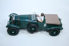 1540 Bentley 4.5L Supercharged 1927-31 T Birkin Penelope Pitlane
