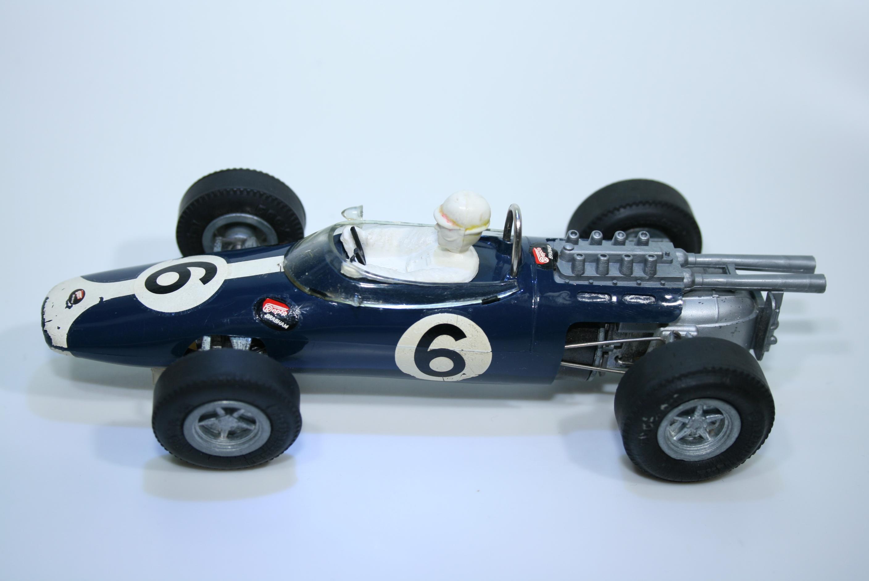 1008 Brabham BT24 1967-69 J Brabham Stabo 40021 Boxed