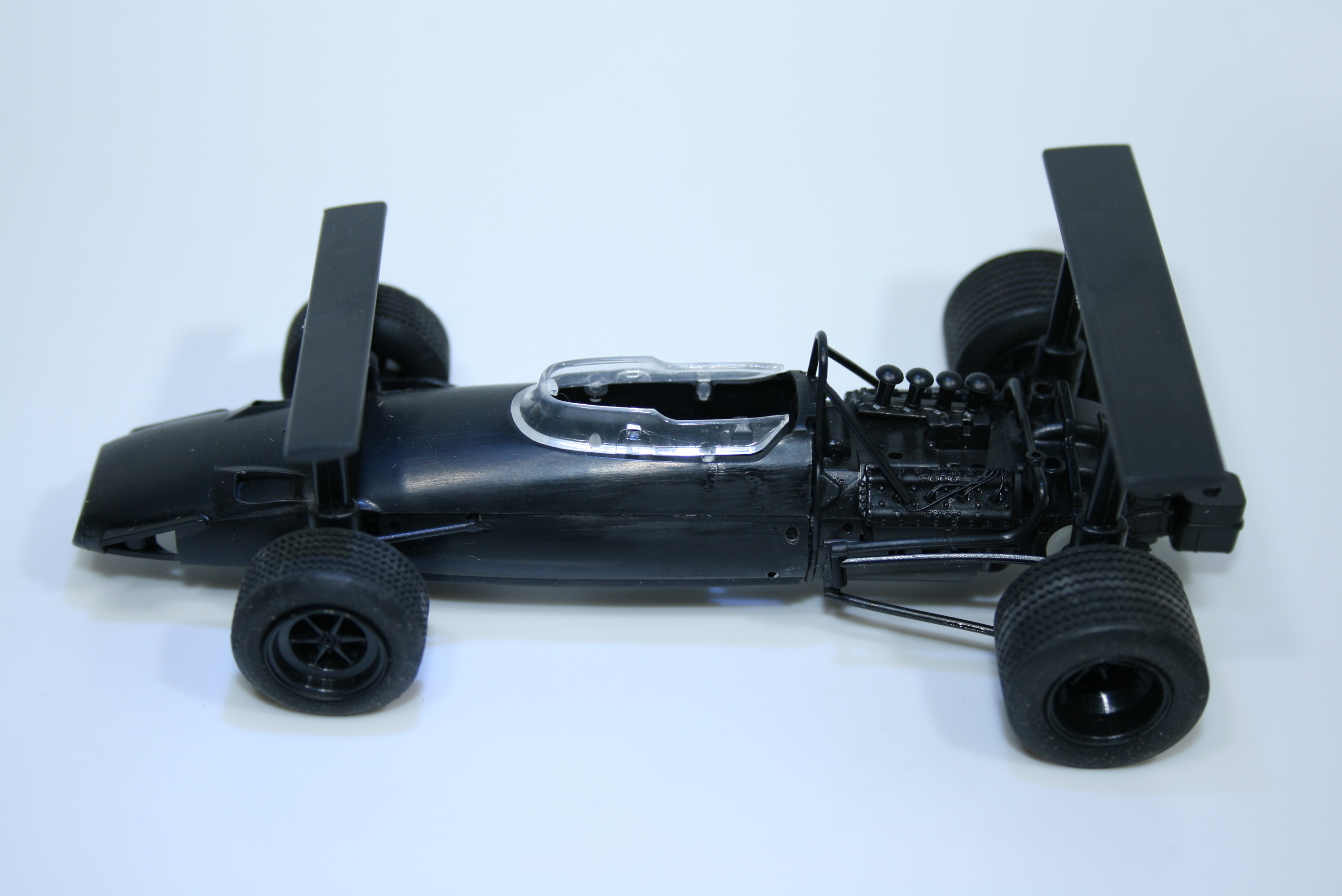 1057 Brabham BT26A 1969 J Brabham Scalextric Pre Production C3589AF 2015 Boxed