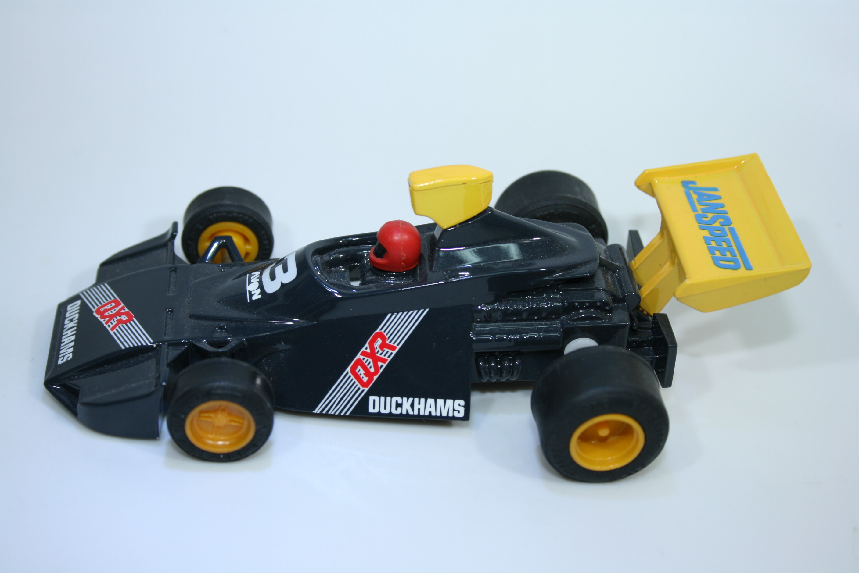 1216 Brabham BT44B 1975 C Reutemann Scalextric C2015 1997 Pre Production Factory Hand Painted