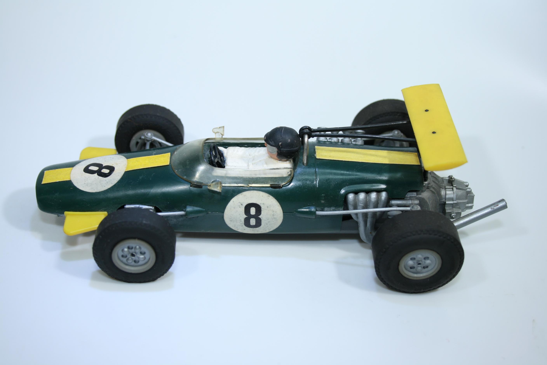 1337 Brabham BT23 1967-68  Stabo