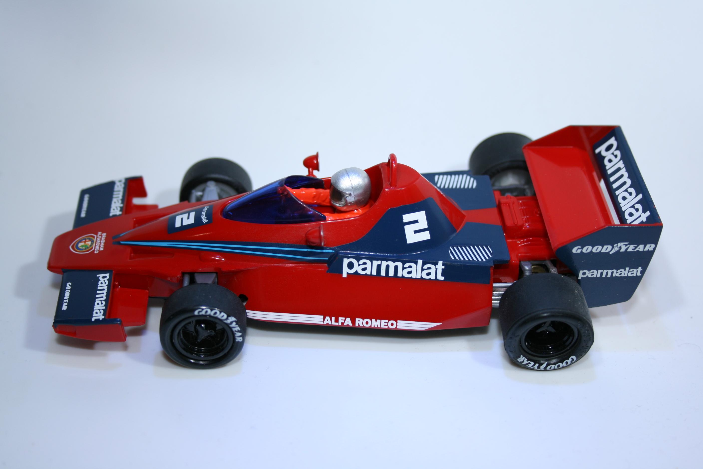 294 Brabham BT46 1978 J Watson Scalextric Altaya 2005