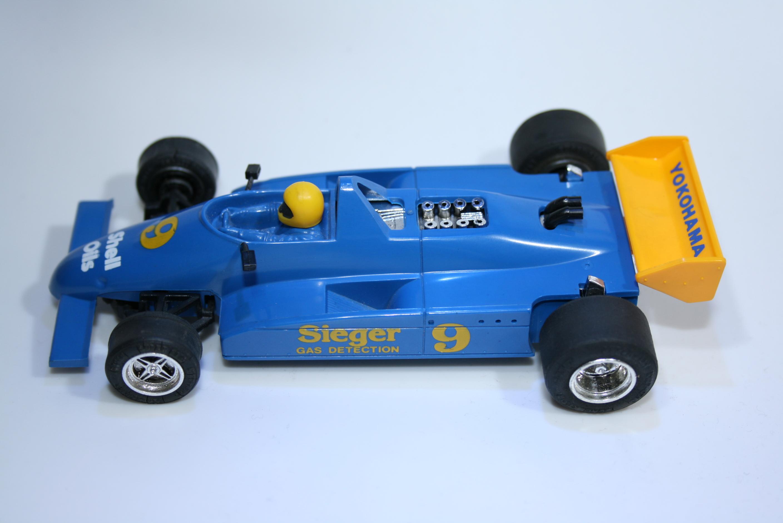 574 Brabham BT49 1980 N Piquet Scalextric C353