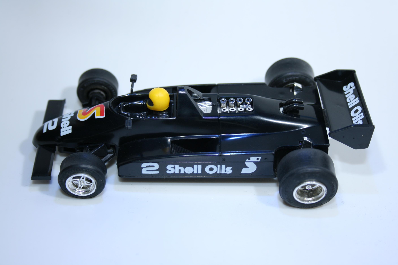 655 Brabham BT49 1980 N Piquet Scalextric C352