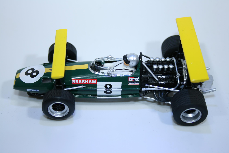 903 Brabham BT26A 1969 J Brabham Scalextric C3589AF 2015 Boxed