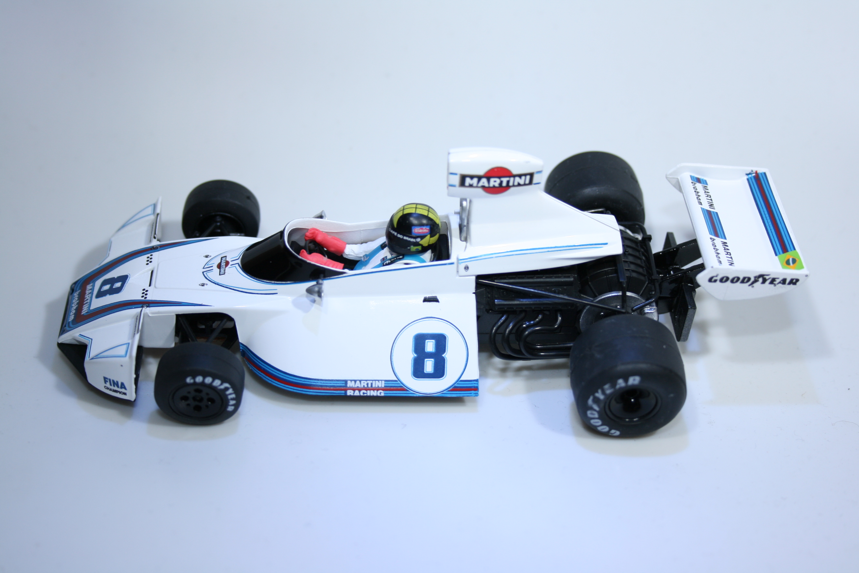 913 Brabham BT44B 1975 C Pace FLY 62102 2015 Boxed