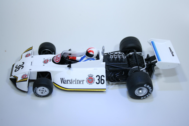 982 Brabham BT44B 1976 R Stommelen FLY 62104 2017 Boxed