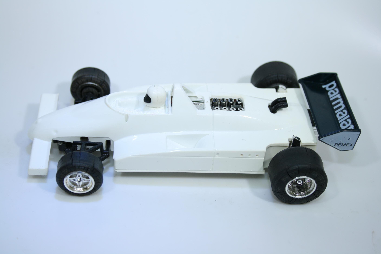 1369 Brabham BT49C 1981-82 N Piquet Scalextric C139 1982 Pre Production