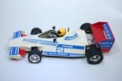 1115 Brabham BT46 1978 N Lauda Scalextric Mexico 4056 1978 Boxed