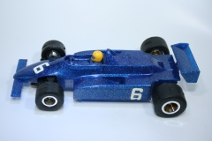 1140 Brabham BT49C 1981 N Piquet MRRC MC6006 1982 Boxed