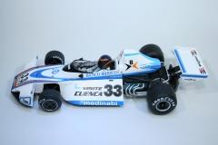 1167 Brabham BT44 E De Villota 1976 FLY A2000 2019 Boxed