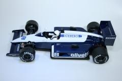 1485 Brabham BT55/BMW 1986 E De Angelis NSR 0132IL 2020 Boxed