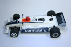 238 Brabham BT49C 1981-82 N Piquet Scalextric C139 1982 Boxed
