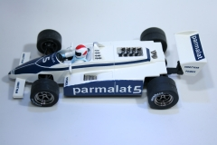 239 Brabham BT49C 1981-82 N Piquet Vanquish GP11 2004 Boxed