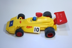 496 Brabham BT44B 1975 Scalextric C453 Dodgers Boxed