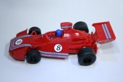 753 Brabham BT44B 1975 Scalextric C120 1986 Martini