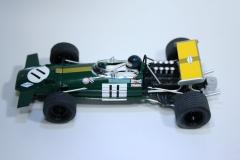 885 Brabham BT26-3 1969 J Ickx Scalextric C3588A 2015 Boxed