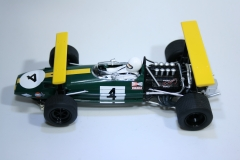 917 Brabham BT26A 1969 J Ickx Scalextric C3702A 2016 Boxed